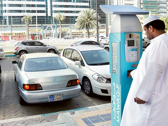 Ramadan Timings For Free Parking In Abu Dhabi Uae Gulf News