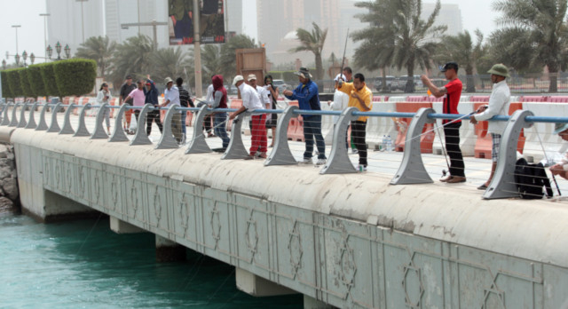 Illegal fishing in Abu Dhabi on the rise