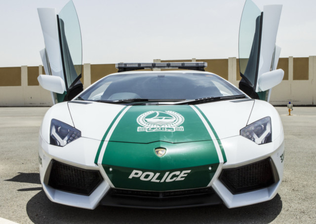 The Complete List Of Dubai Police S Luxury Cars Business Gulf News