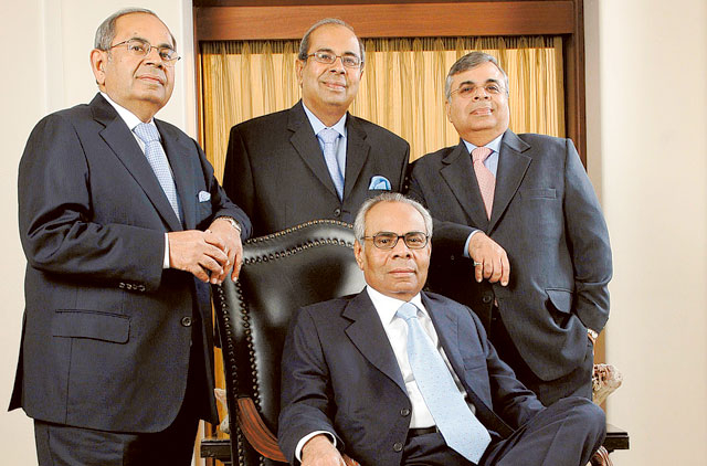 Hinduja brothers fight over letter dividing $11b fortune ...