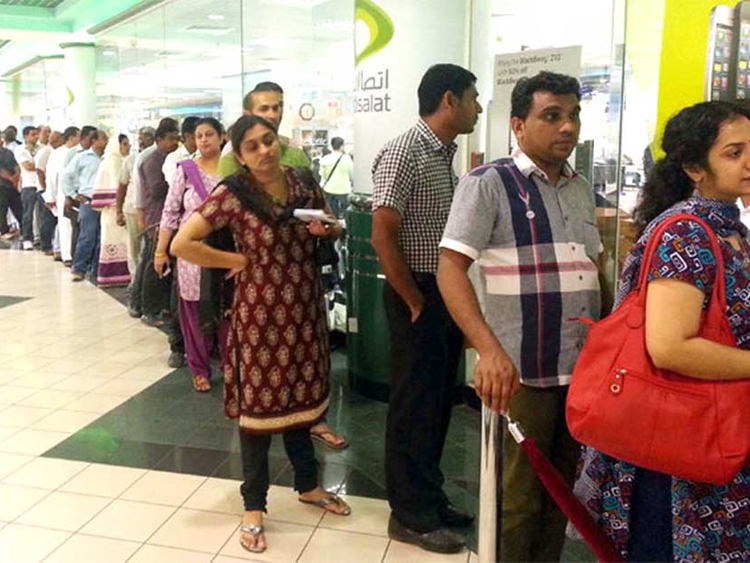 Renew your SIM card registration online | Society – Gulf News