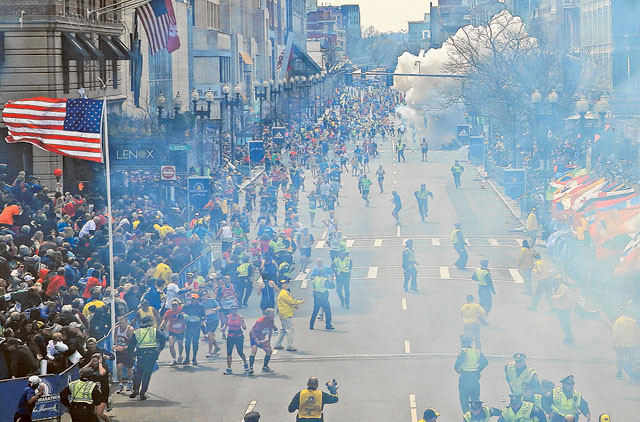 Boston scenes feel depressingly familiar to US | Op-eds