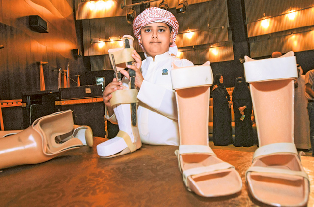 Nine-year-old Emirati inventor  Adeeb Alblooshi honoured by Dubai Municipality for multiple  inventions | Uae – Gulf News