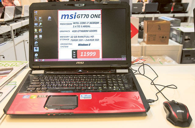Gitex Deal of the Day: Buy MSI GT70 gaming laptop and save
