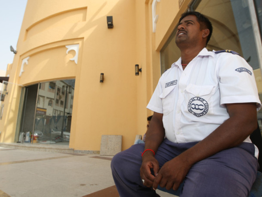 Car Transport Reviews >> Dubai security guards are overworked and underpaid | Uae ...