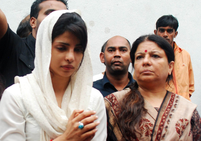 Priyanka Chopra's father cremated | Entertainment – Gulf News