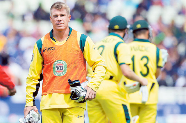 Warner's punch: The ugly face of Australian cricket