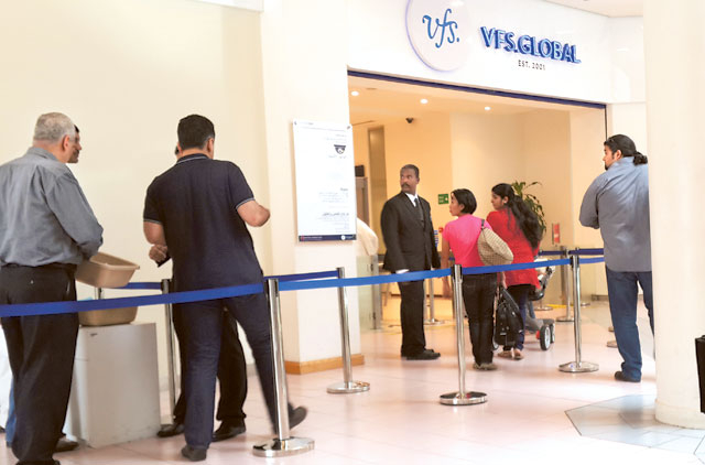 Visa service fees at Dubai firm anger travellers | Business
