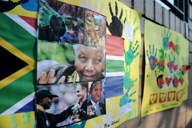 Fears grow as Nelson Mandela remains in critical condition
