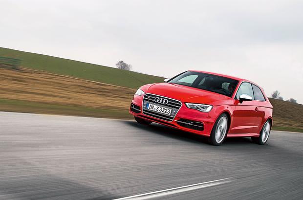 New 296bhp Audi S3 super-hatch reviewed   Lifestyle – Gulf News