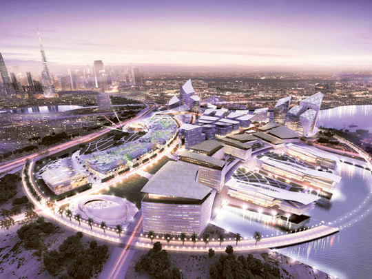 Dubai Design District To Make City The Middle East Fashion Hub Business Gulf News