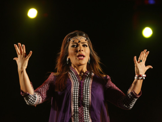 Egyptian Lawyer files lawsuit against Syrian singer Asala Nasri
