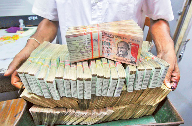 Reserve Bank of India expected to rein-in rising rupee