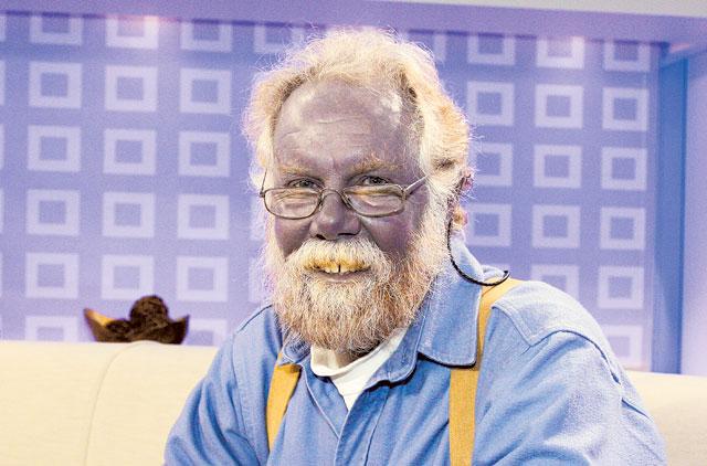Resultado de imagem para paul karason smurf