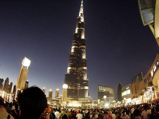 At The Top, Burj Khalifa Sky' is world