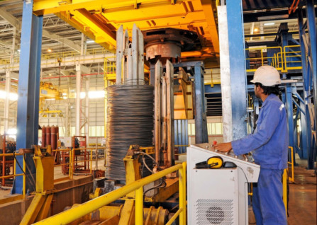 Plans to expand the UAE's steel industry | Business – Gulf News