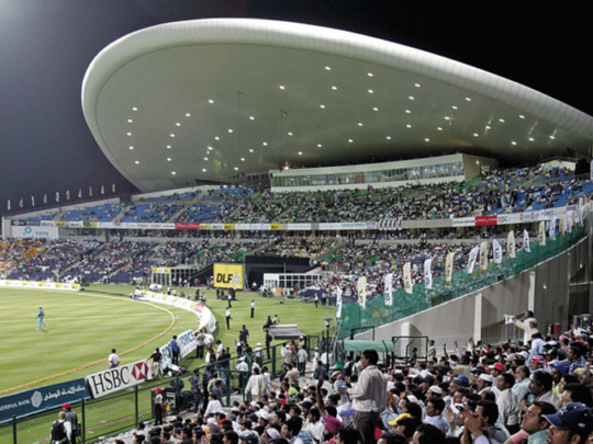 UAE pitch perfect to host IPL matches | Cricket – Gulf News