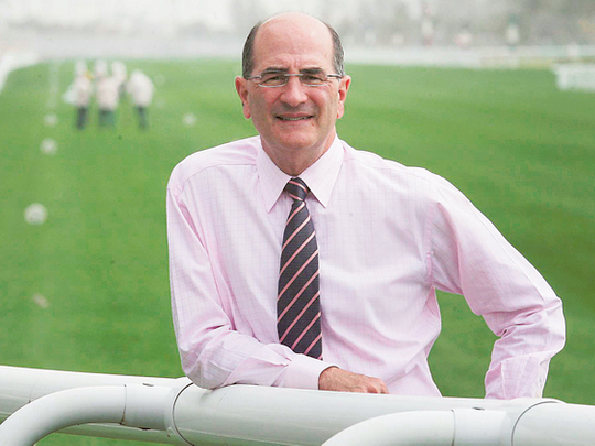 Dubai Racing Club boss Frank Gabriel Jr steps down