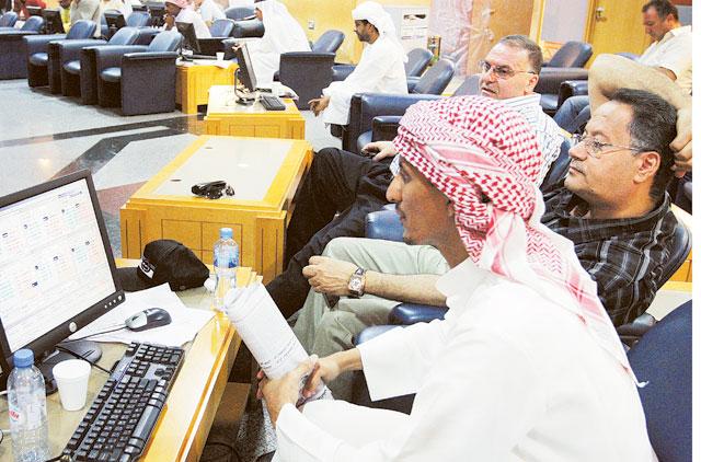 Banks lead UAE stocks' coming back