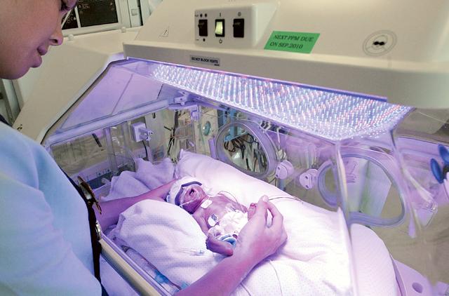Preemies are born before 37 weeks | Health – Gulf News