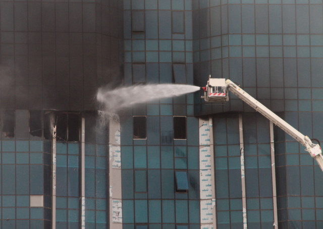 Improving UAE fire safety | Gulfnews – Gulf News