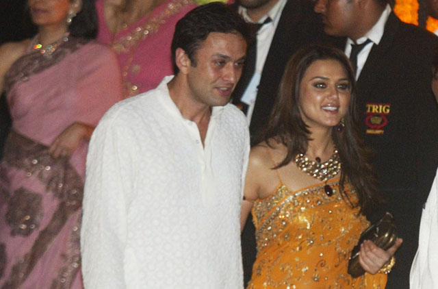 That preity zinta virginity something