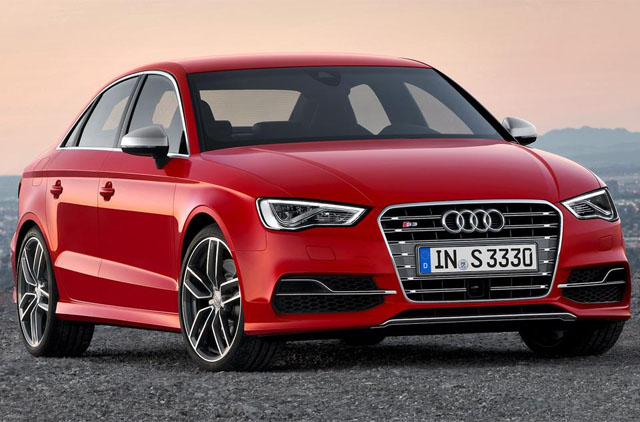 5520c946b6 2015 Audi A3 2.0T mixes luxury with cost compromises