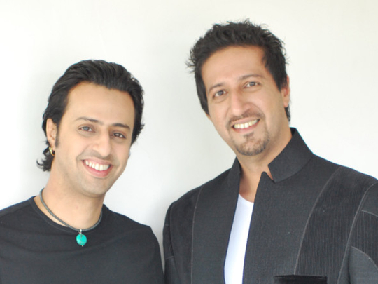 Salim And Sulaiman Merchants Of Music Bollywood Gulf News