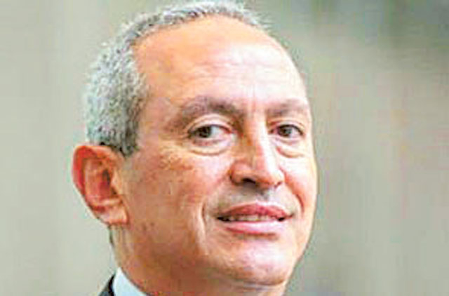 Egypt confirms 3-year sentence for Nassef Sawiris