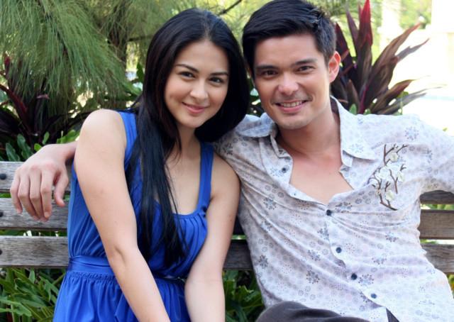 Dingdong Dantes, Marian Rivera's 'royal' wedding - Pinoy ...