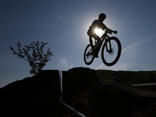 Dubai misses out on UCI mountain bike calendar