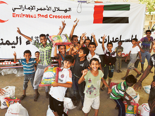 List of UAE charities | Community – Gulf News