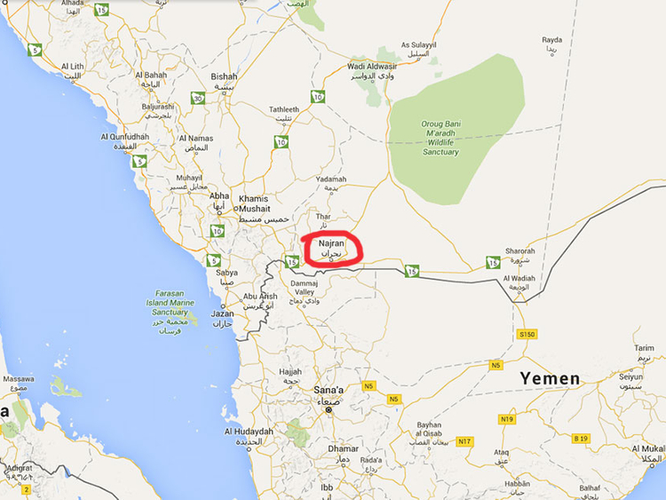 Saudi Arabia intercepts Al Houthi missile   Saudi – Gulf News