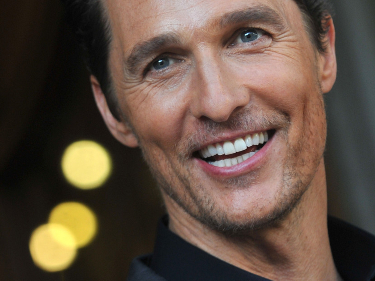 Matthew McConaughey is unrecognisable in 'Gold ...