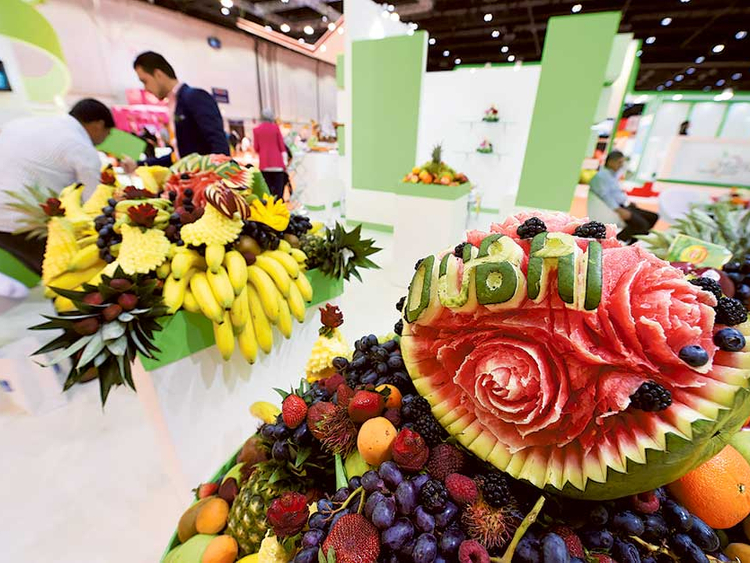 Fruits and vegetable suppliers attend WOP Dubai   Business