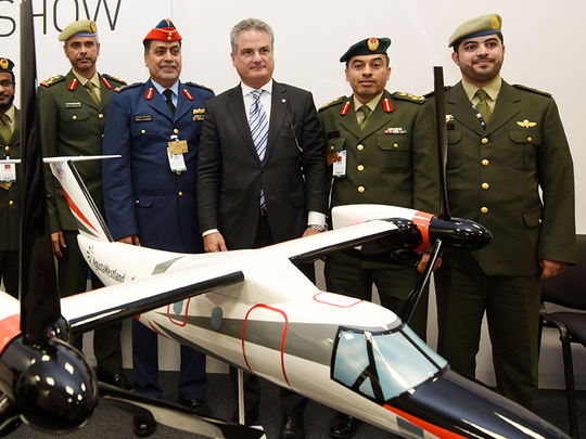 UAE Joint Aviation Command strikes deal for 3 AW609 ...