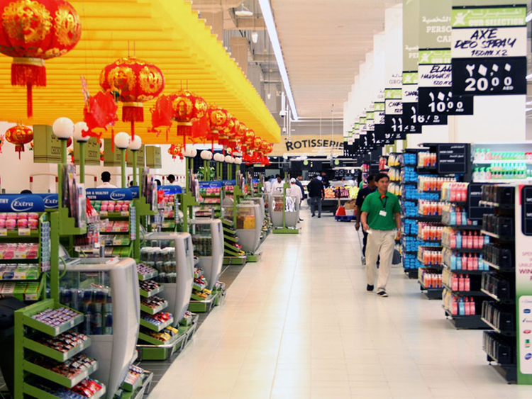 Géant Hypermarket opens at Dragon Mart 2