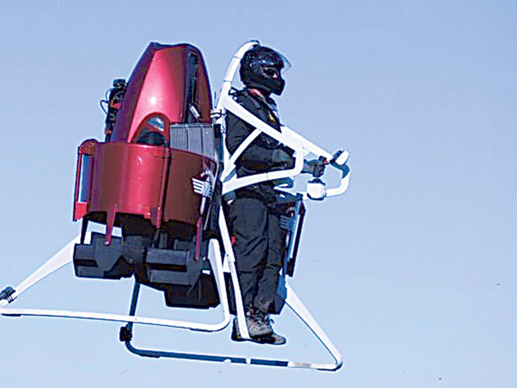 Dubai firefighters to get 20 Jetpacks to fight tower blazes