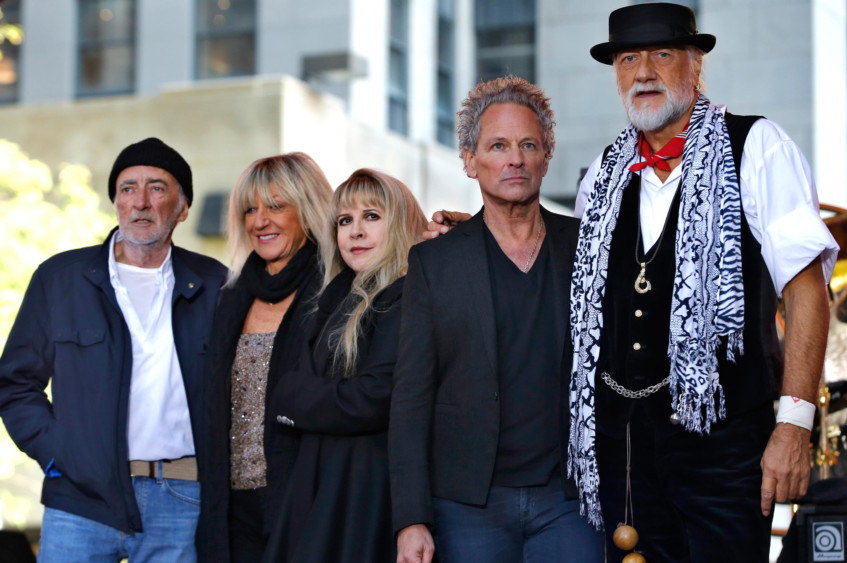 It is Fleetwood Mac's turn to rock and roll in latest big-ticket catalog deal