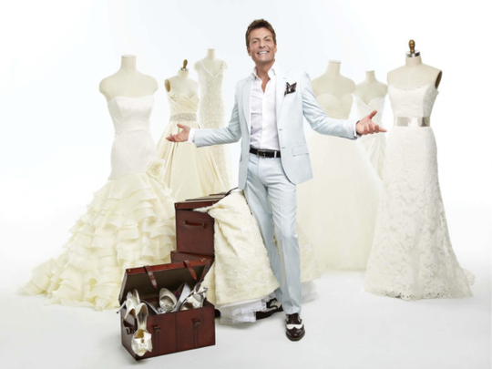 Randy Fenoli Of Say Yes To The Dress Is A Bride S Therapist Tv