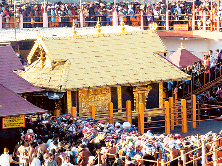 Entry of women in Kerala's Sabarimala temple: 'Everyone can