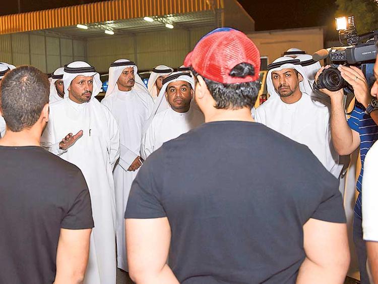 Sharjah increases police patrols