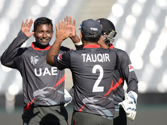 When UAE's cricketers became stars in Perth | Icc – Gulf News