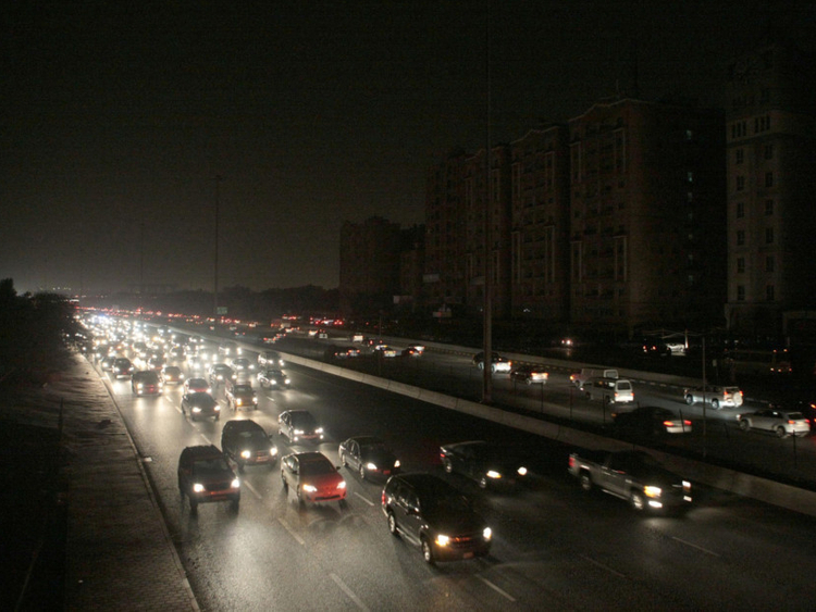 Kuwait plunges into darkness with power outage | Kuwait