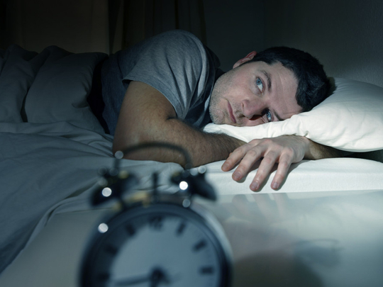Coronavirus: More people are suffering from insomnia as a result of COVID-19 stress