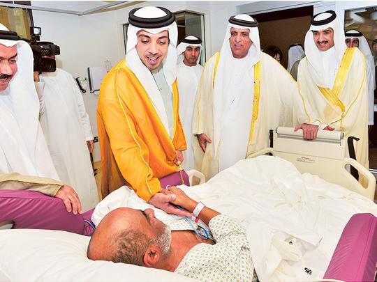 Shaikh Khalifa Specialist Hospital Opened In Ras Al Khaimah Government Gulf News