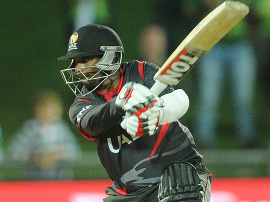 Cricket World Cup: Swapnil Patil's 50 not enough as UAE fall to South Africa | Uae-sport – Gulf News