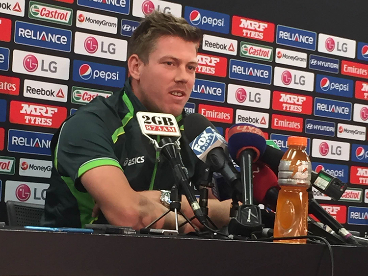 Faulkner Ready For Sledging Cut Throat Contest Cricket