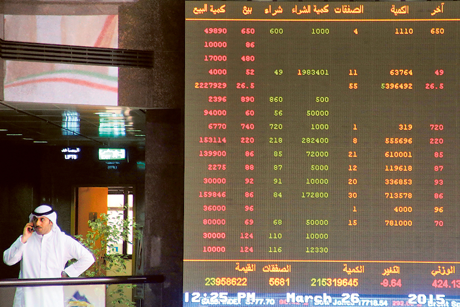 GCC markets bounce back as earnings roll in