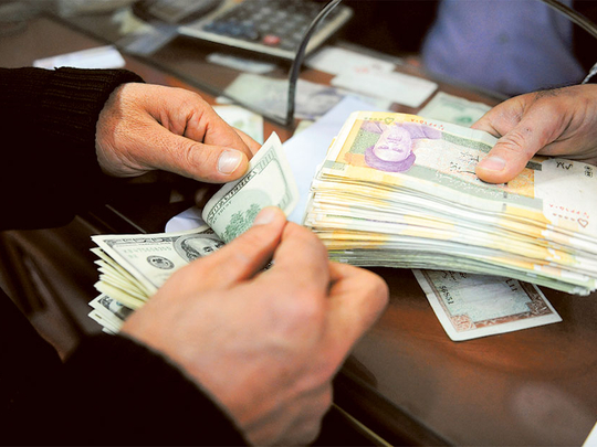 Iran Moves To Strike 4 Zeroes From Rial